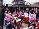 「八十山雅子・和代美術館」開幕式