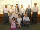 松屋銀座店「竹画家 八十山和代 水墨画展」開催